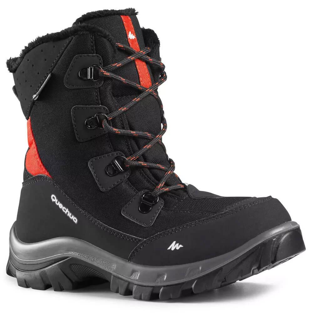Buty zimowe dla dzieci Decathlon QUECHUA
