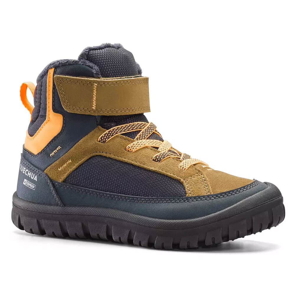 Buty zimowe dziewczęce Decathlon QUECHUA SH500