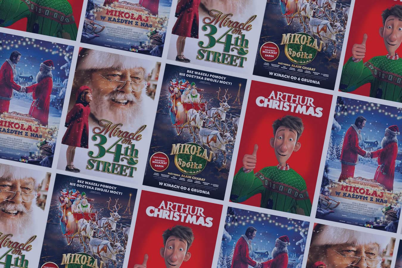 Filmy o Mikołaju dla dzieci i nie tylko