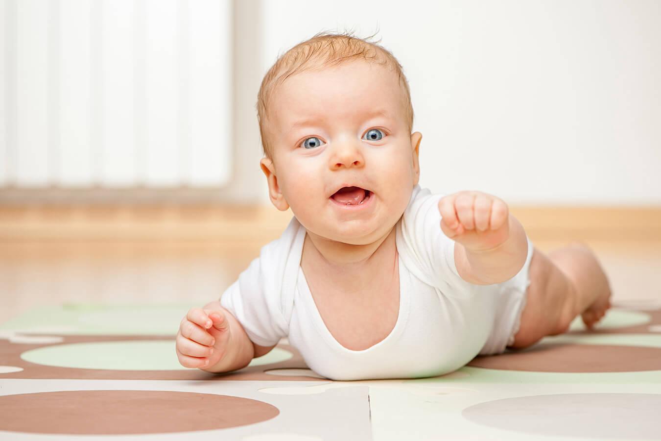 14 tygodniowe dziecko – Jak wygląda 14 tydzień życia dziecka?