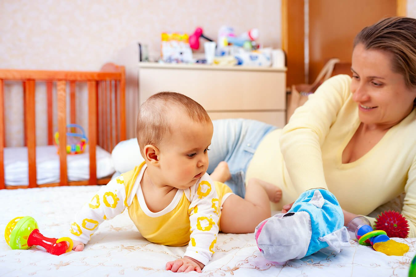 25 tygodniowe dziecko – Jak wygląda 25 tydzień życia dziecka?