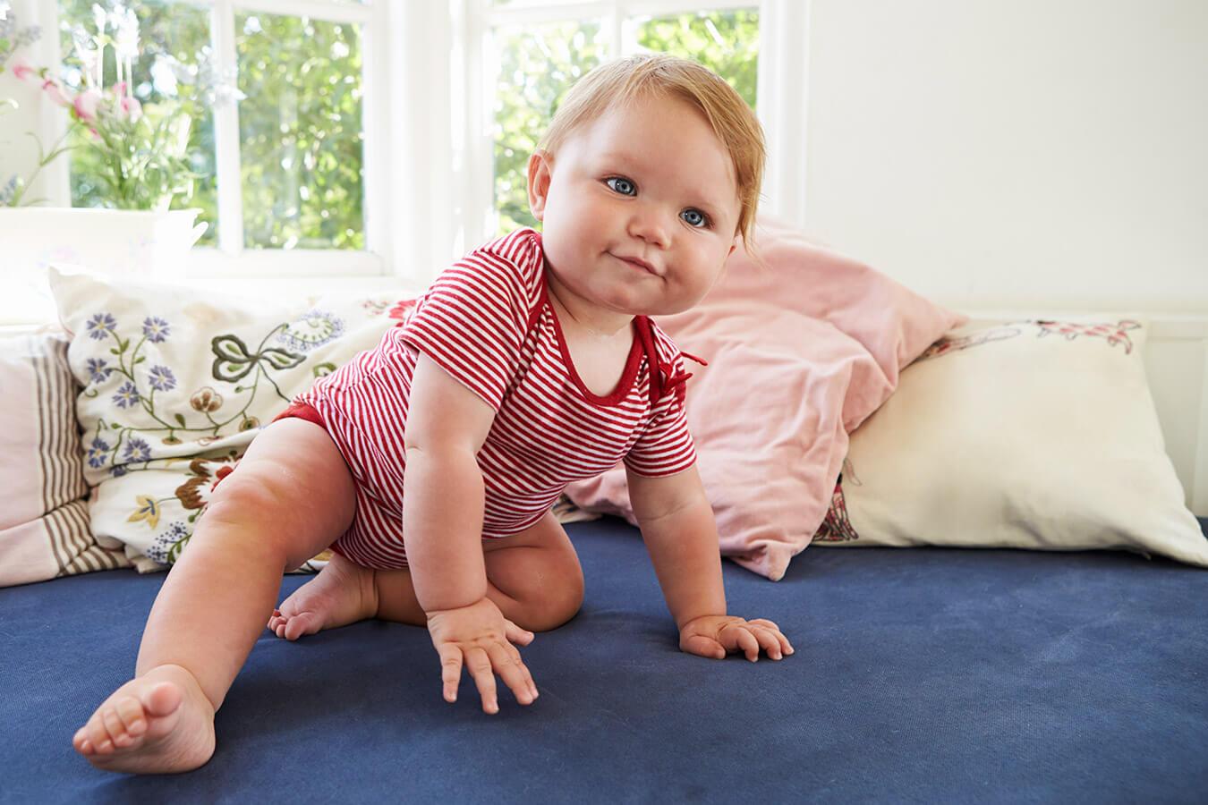 34 tygodniowe dziecko – Jak wygląda 8 miesiąc życia dziecka?