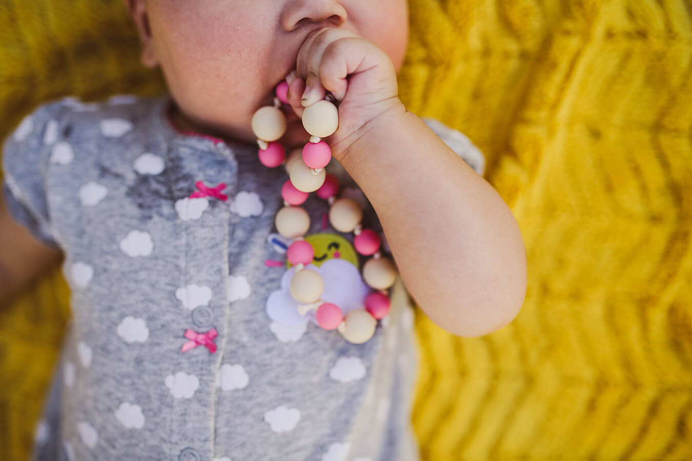 Wysypka wokół ust u dziecka