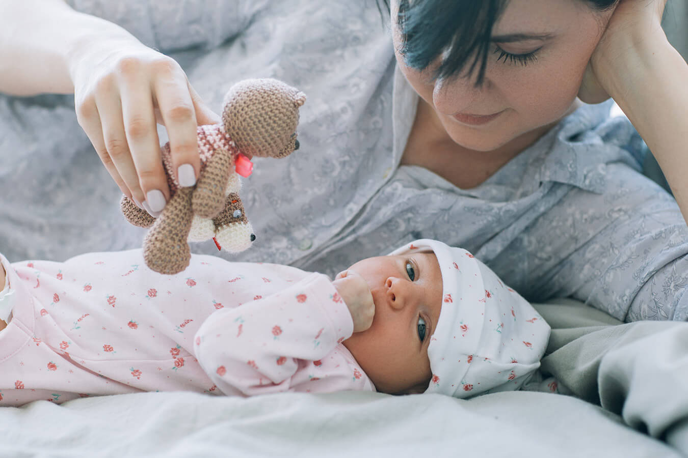 Zmysły noworodka – co warto o wiedzieć o ich rozwoju?