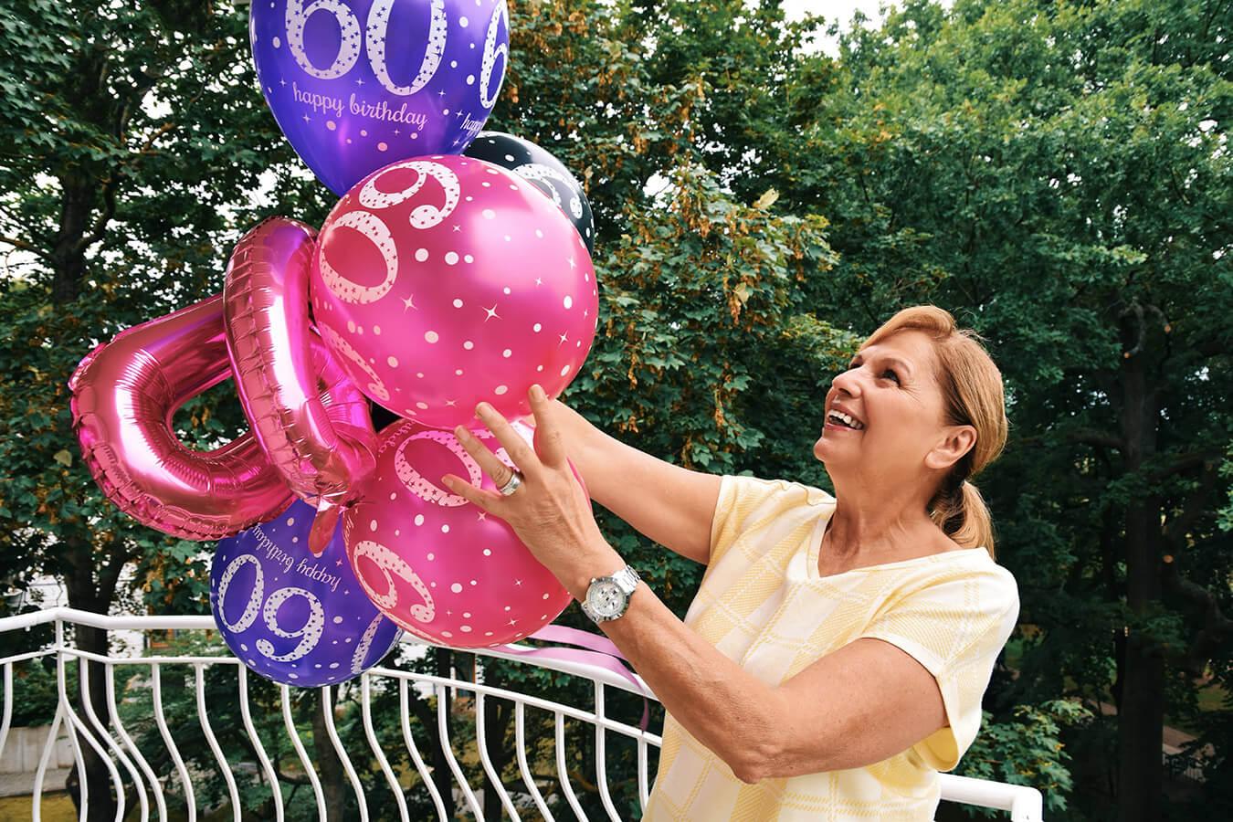 Życzenia na 60 urodziny – czego życzyć jubilatowi?