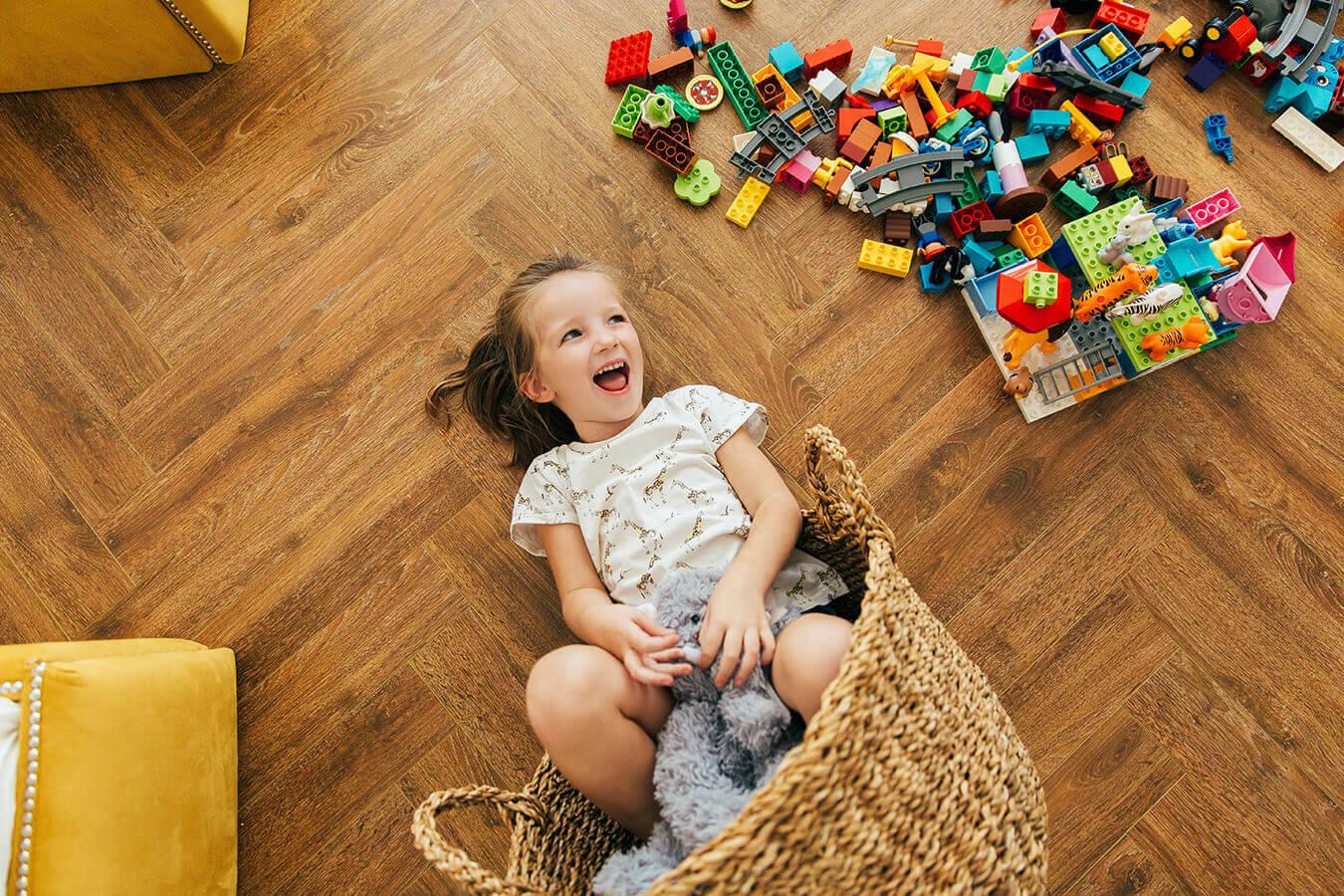 Jakie wybrać klocki LEGO dla 4 latka?