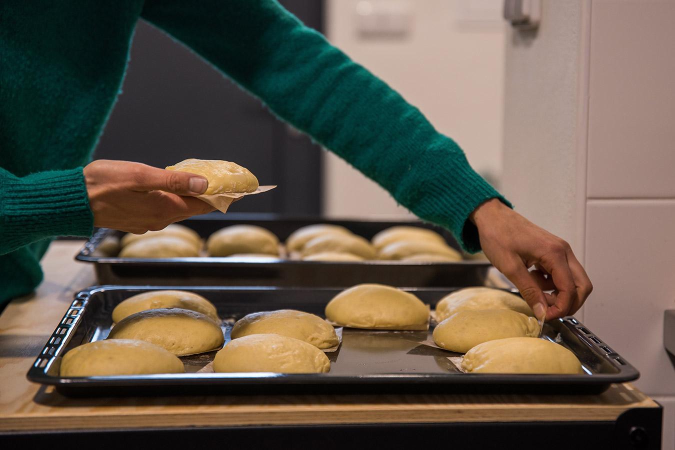 Przepis na pączki domowe z 1 kg mąki