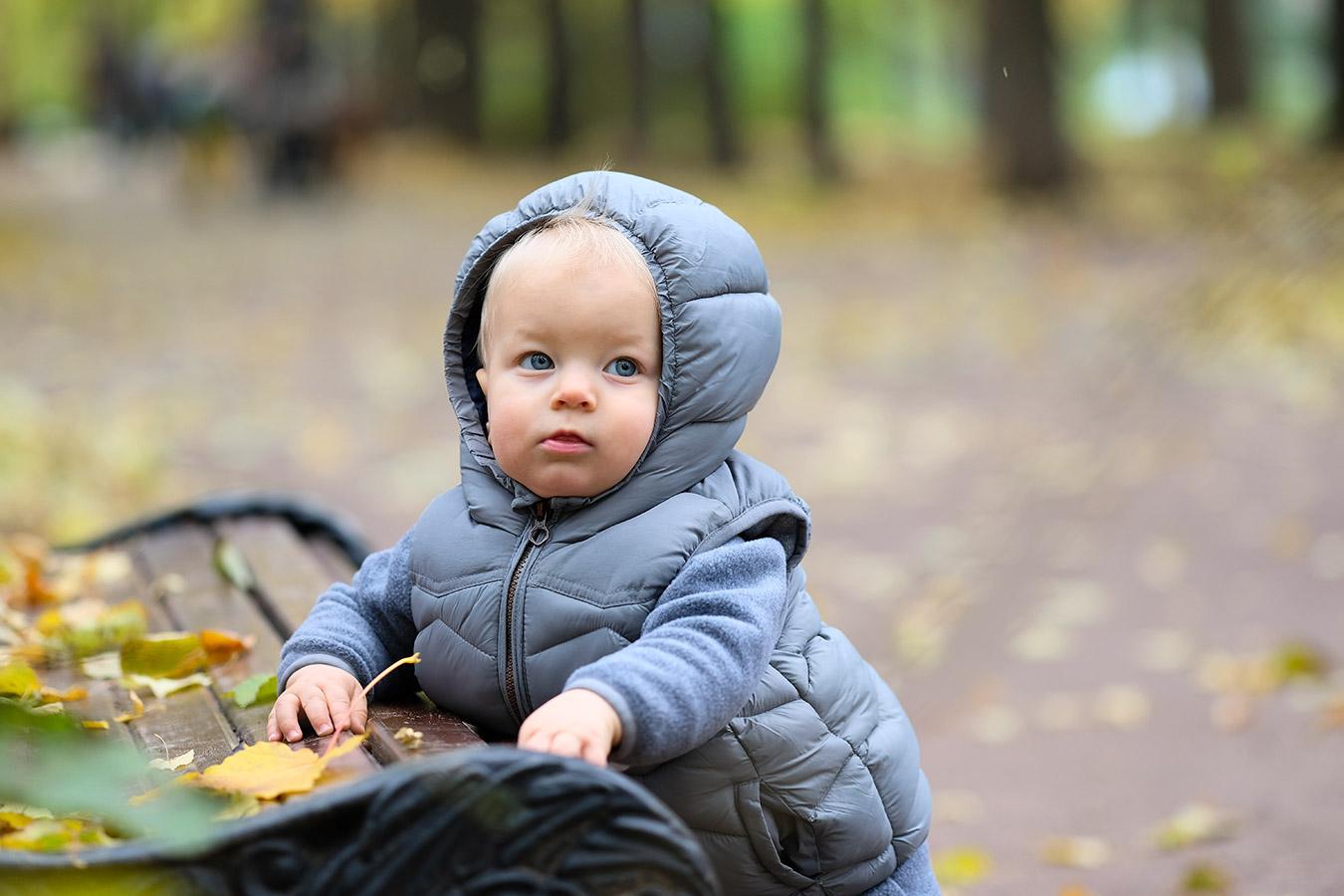 Wzrost i waga rocznego dziecka [plus rozmiar buta]
