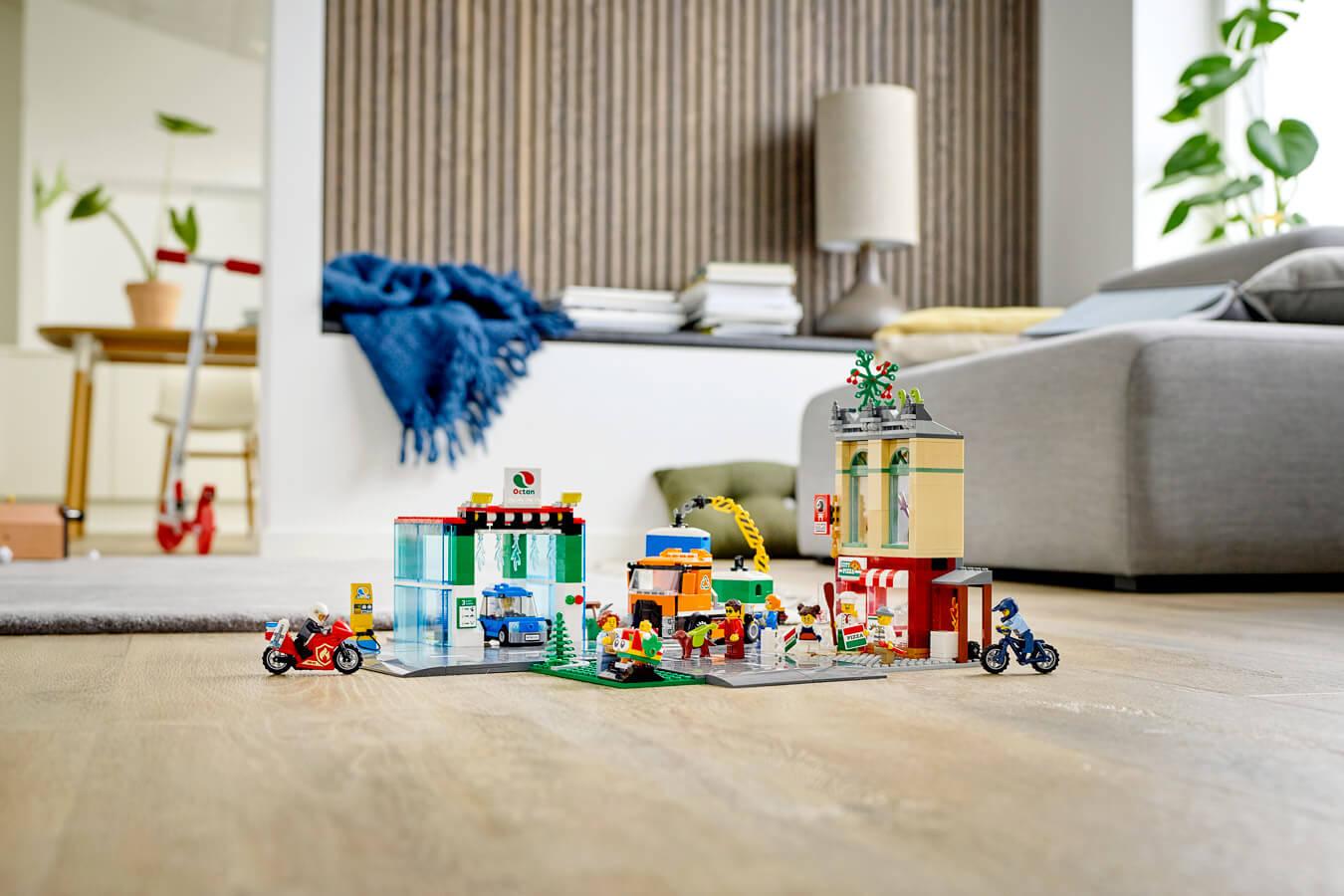 Te zestawy klocków LEGO City są najlepsze i gwarantują świetną zabawę dla całej rodziny na wiele godzin
