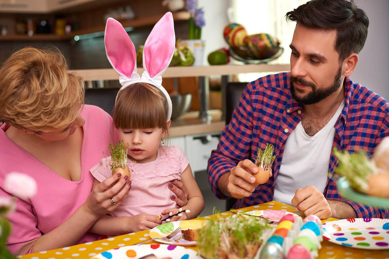 Rzeżucha na Wielkanoc – kiedy i jak siać rzeżuchę wielkanocną?
