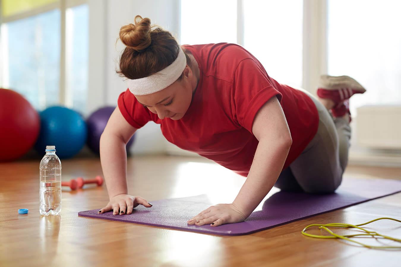 Kiedy zacząć ćwiczyć po porodzie?