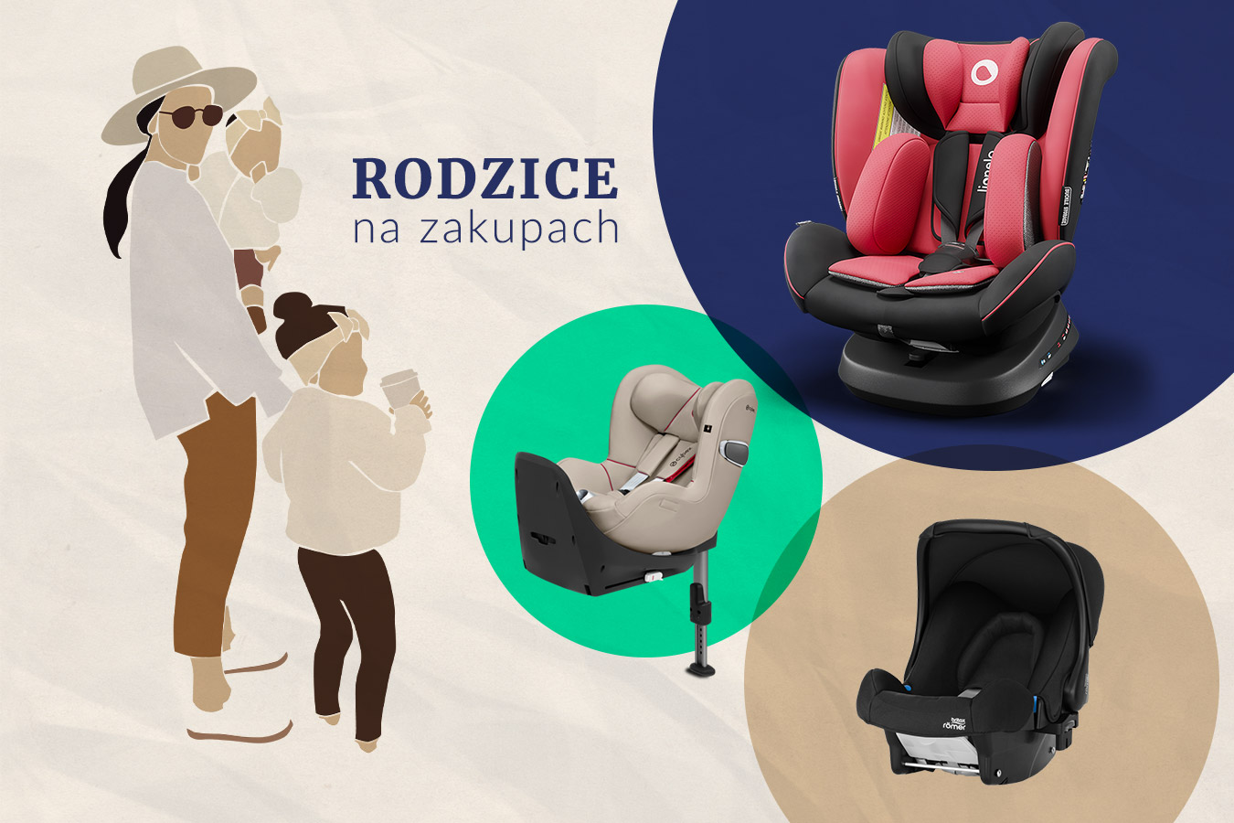 Fotelik samochodowy dla niemowlaka – jak wybrać pierwszy fotelik dla dziecka?