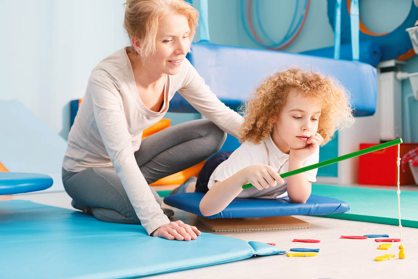 Badania sensoryczne – zaburzenia integracji sensorycznej (SI)