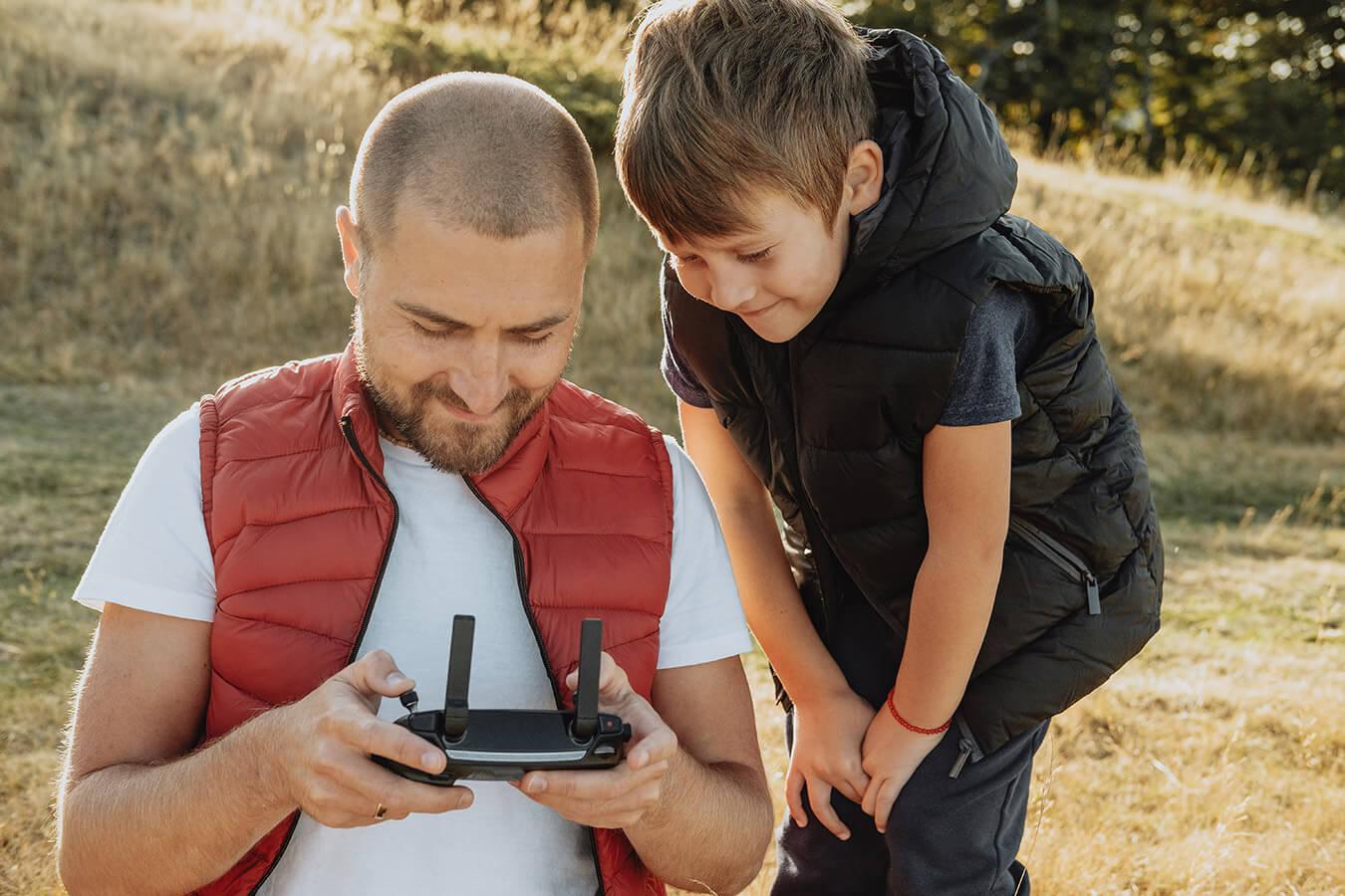 Życzenia na Dzień Ojca od syna – od mężczyzny dla mężczyzny