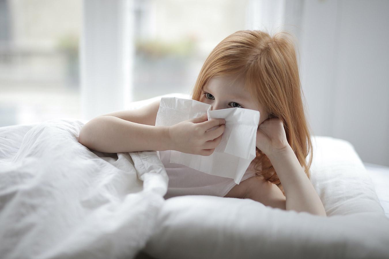 Mali alergicy – Bezpieczna czystość w domu. Co na uczulenia u dzieci?
