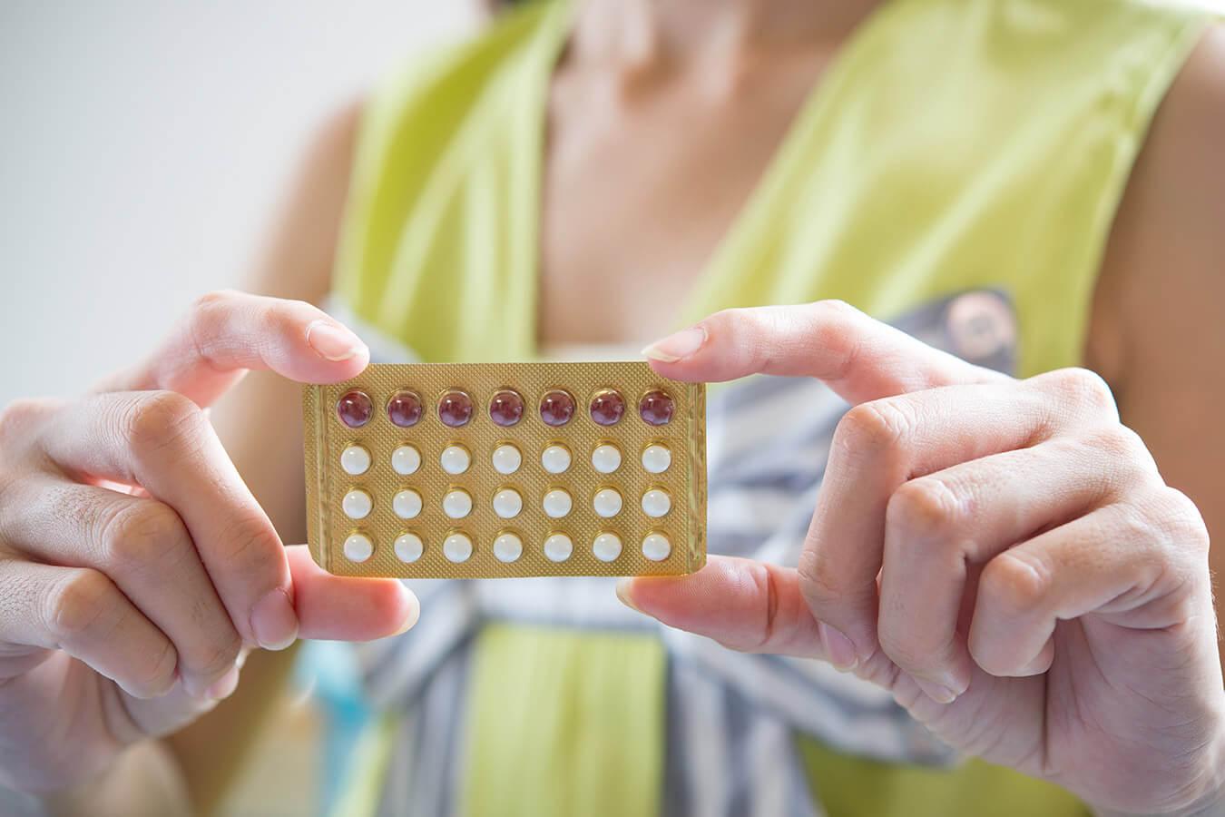 Tabletki antykoncepcyjne – nazwy tabletek antykoncepcyjnych