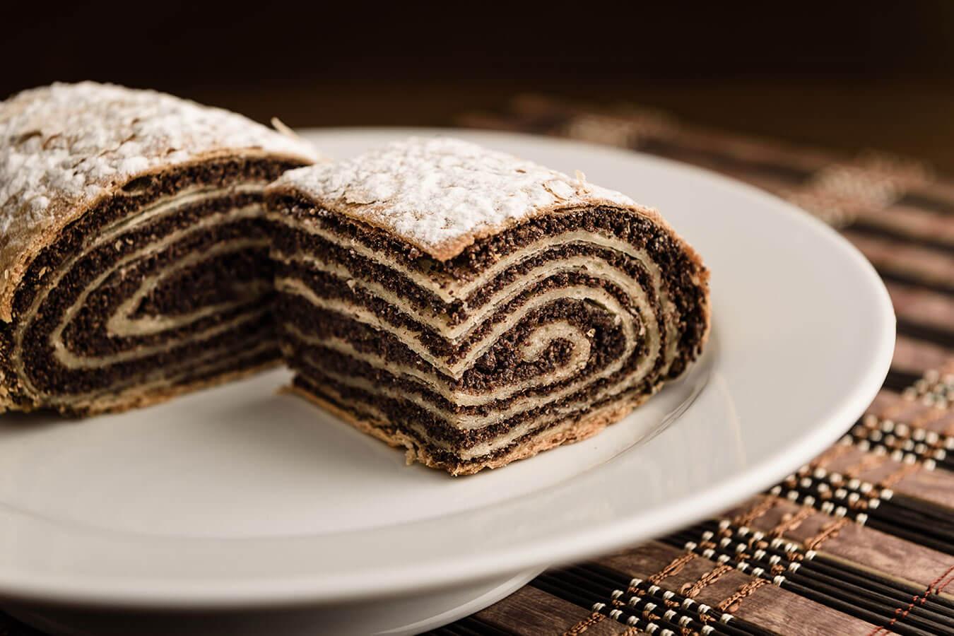 Co zrobić, żeby mak nie oddzielał się od ciasta?