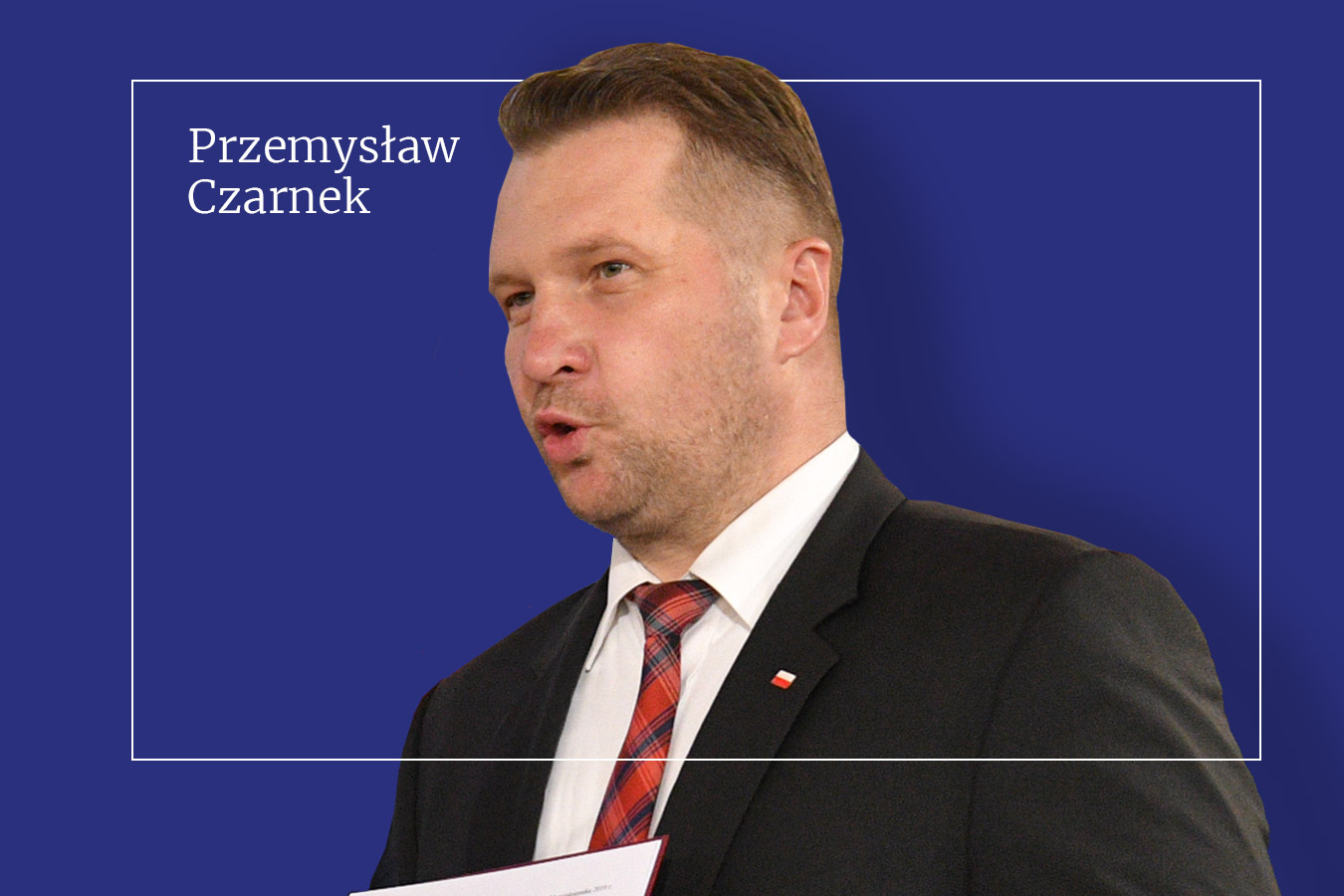 Przemysław Czarnek, czyli człowiek wywołujący skrajne emocje. Kim jest minister edukacji?