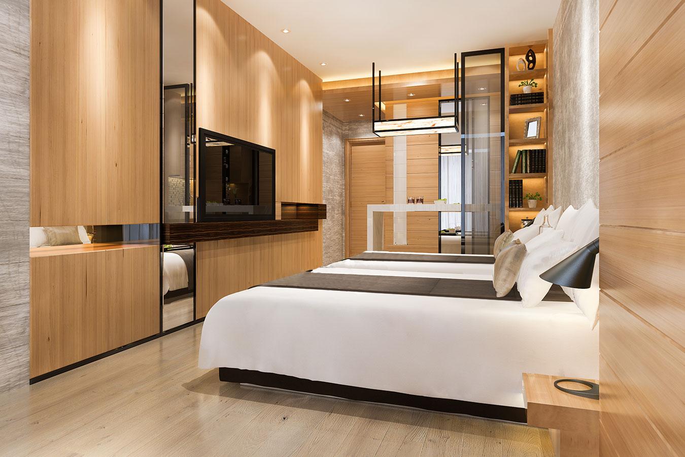 Jak urządzić mały pokój dla 2 nastolatków?