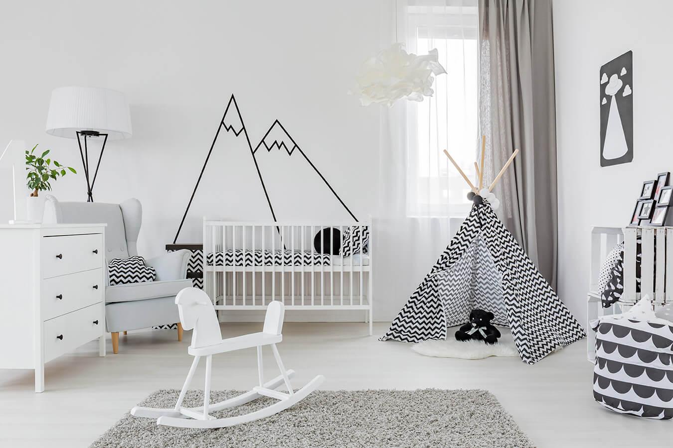 Jak urządzić pokój dla dziecka? Aranżacje pokoju dziecięcego