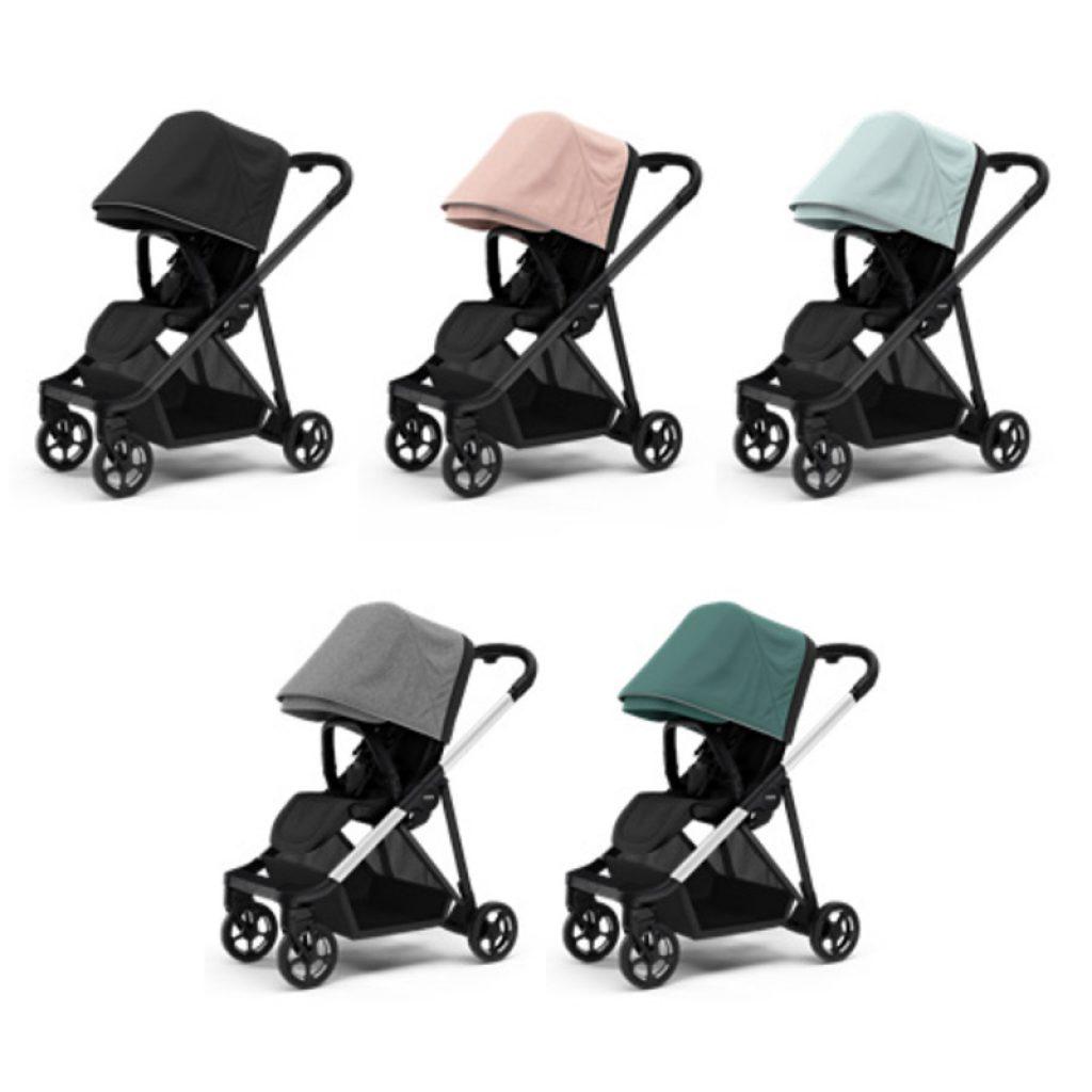 wózek dziecięcy Thule Shine - kolory