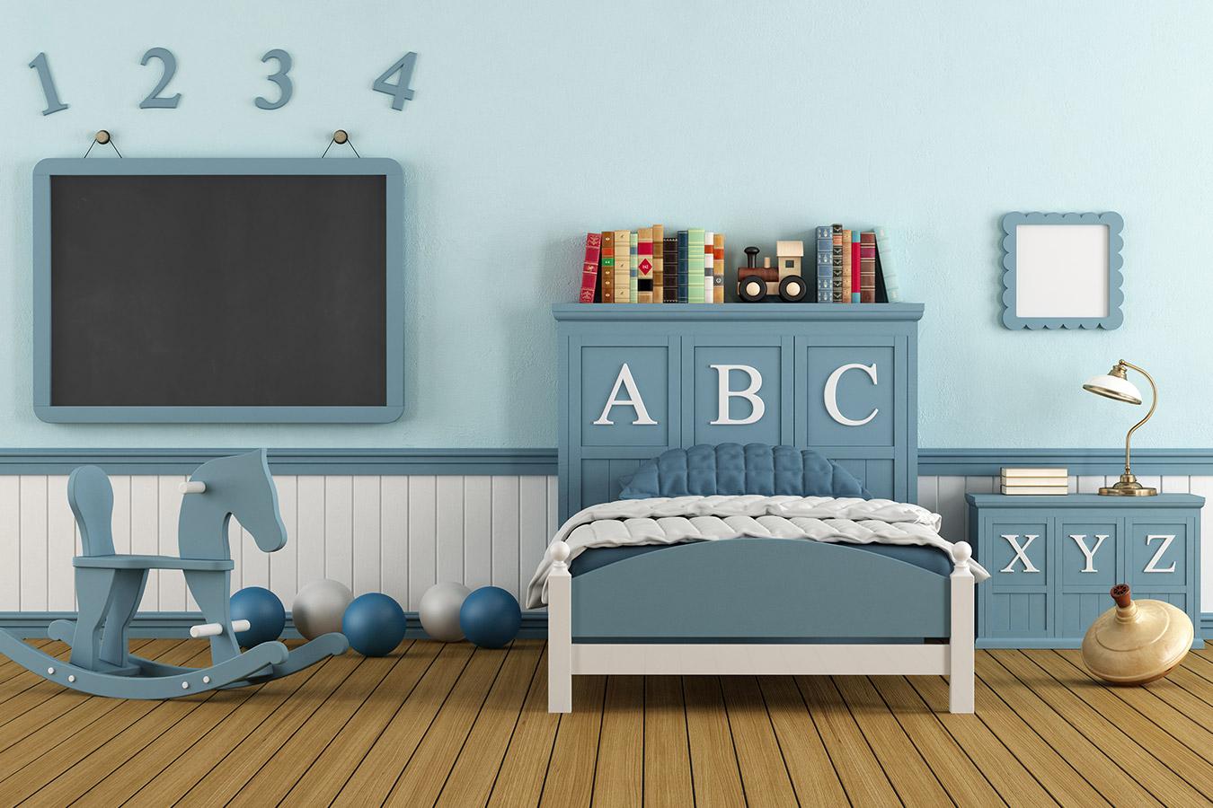 Jak urządzić pokój dla 3 latka?