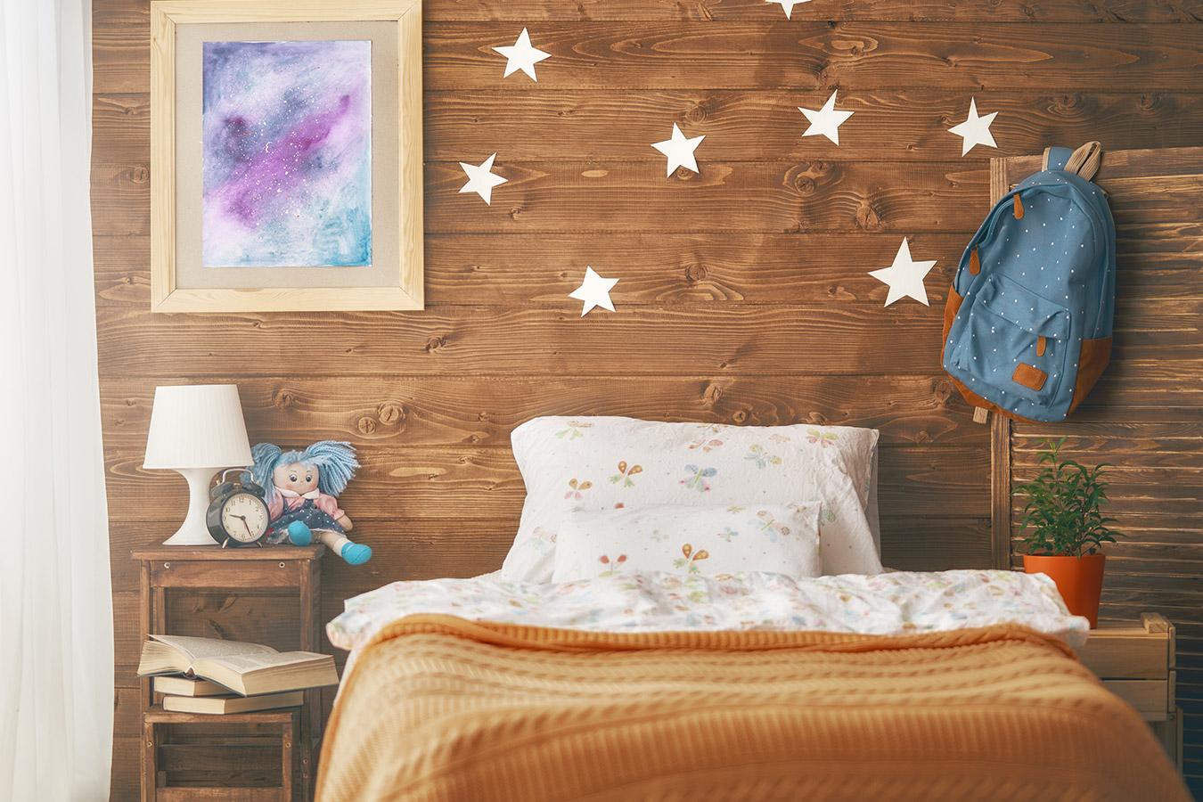 Kolory do pokoju dziewczynki – Jaki kolor ścian do pokoju dziewczynki?