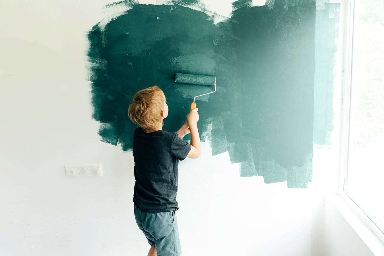 Kolory w pokoju chłopca – Jaki kolor ścian do pokoju chłopca wybrać?