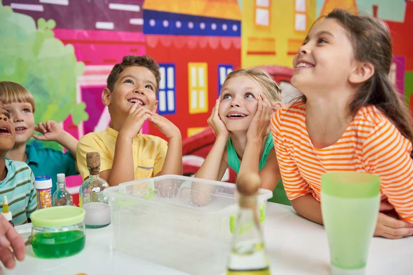 Rymowanki dla dzieci. Krótkie, zabawne, pierwsze wierszyki dla maluchów